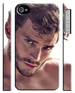 50 Shades of Grey Jamie Dornan Iphone 4 4s Hard Case Cover