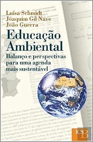 Educação Ambiental Balanço e perspectivas para uma agenda ...