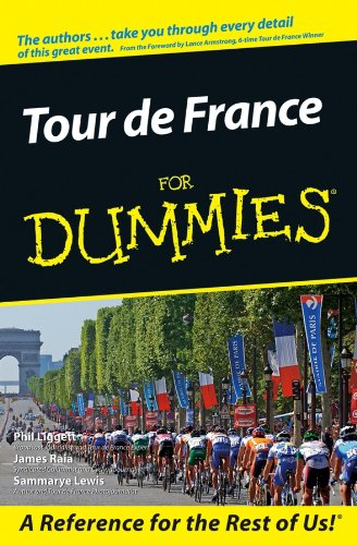 Tour De France For Dummies PDF