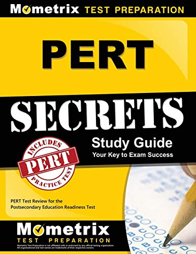 PERT Secrets Study Guide: PERT Test Review for the Postsecondary Education Readiness Test