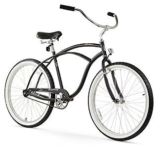 Best Beach Cruiser Bike Reviews: Firmstrong Urban Man Single Speed Beach Cruiser Bicycle