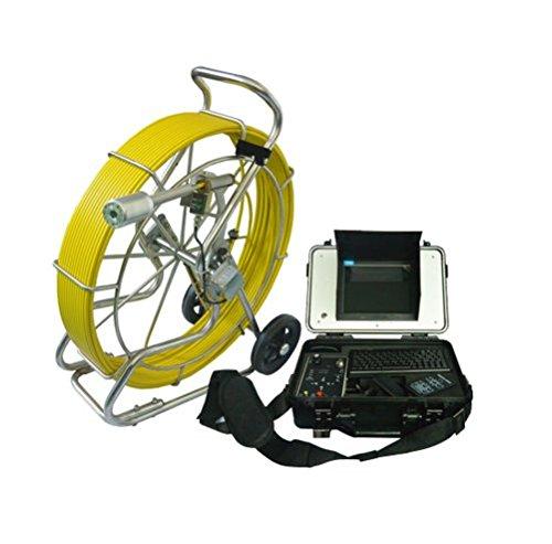 60 Mプッシュケーブル工業パイプ検査カメラSony CCDセンサー使用Sewerカメラ   B06XP5DYCS