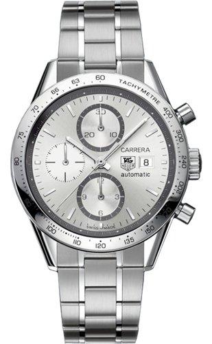 Tag Heuer Carrera CV2017.BA0794 - Reloj de Pulsera para Hombre: Amazon.es: Relojes