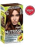 Garnier Nutrisse Ultra Coverage Hair Color, Deep Medium Golden Brown (Chestnut Praline) 530 (Packaging May Vary)