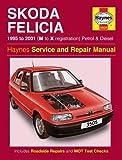 Skoda Felicia Owner's Workshop Manual (Haynes Service and Repair Manuals)
