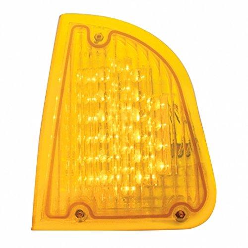 29 LED Kenworth Turn Signal Light Amber LED//Amber Lens Driver