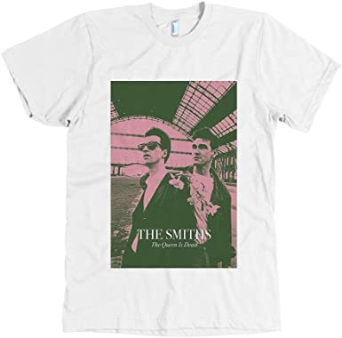 Morrissey Vintage The Smiths Rock T-shirt