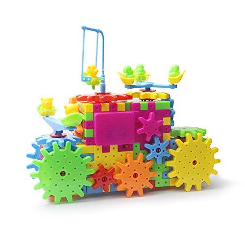 Gear Building Blocks Educational Toy