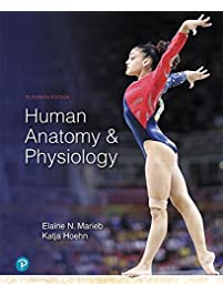 Human Anatomy Physiology 11th Edition