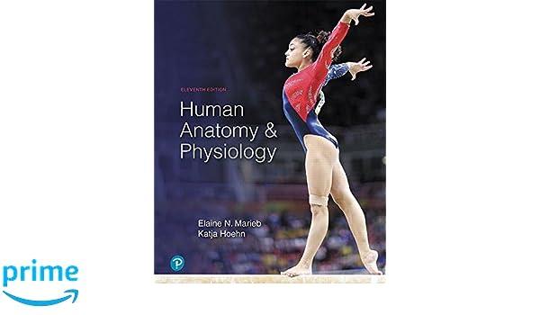 Human Anatomy & Physiology (11th Edition): 9780134580999: Medicine ...