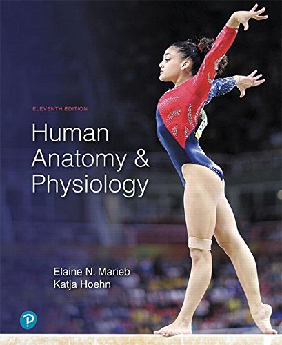 Human Anatomy & Physiology (11th Edition) (9780134580999)