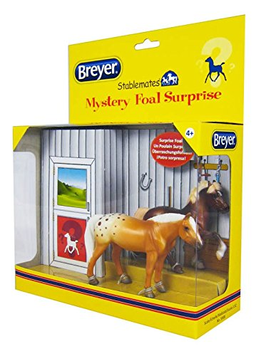 (Mystery Foal Surprise Assortment(Colors/Styles Vary))
