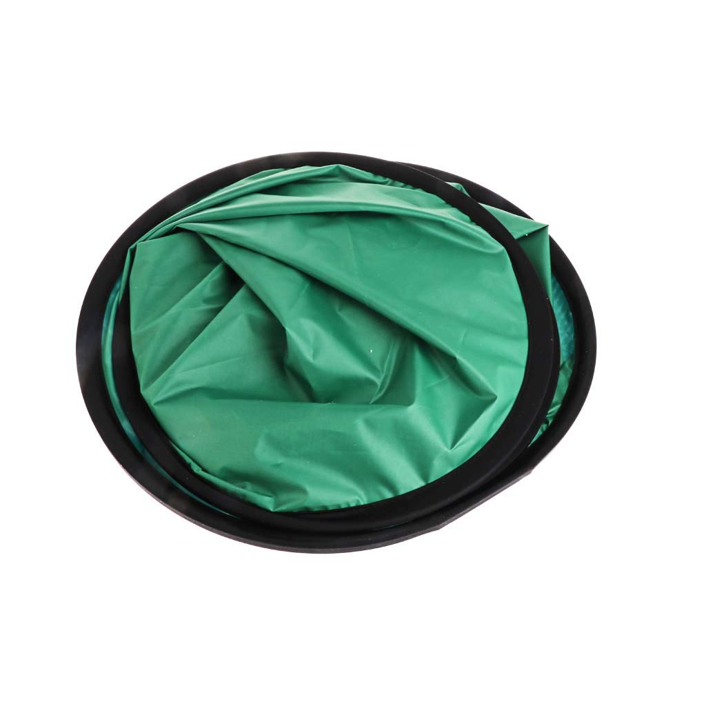 150CM Oval Collapsible Portable Reflector Blue and Green Screen Chromakey Photo Studio Light Reflector For Photography biaobiaoc 100