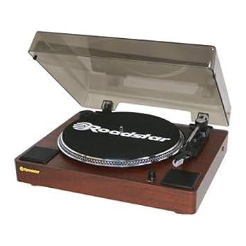 Roadstar TT-260SPK tocadisco - Tocadiscos (Tocadiscos de ...