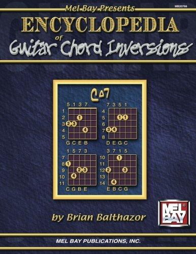 Mel Bay Encyclopedia of Guitar Chord Inversions