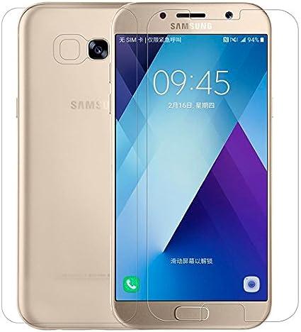 Samsung Galaxy A5(2017) Vidrio templado Protector de pantalla ...
