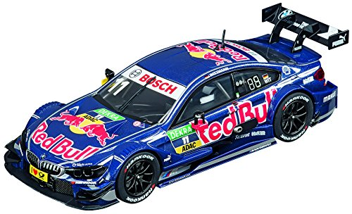 Carrera 27541 Evolution Analog Slot Car Racing Vehicle-Bmw M4 Dtm M.Wittmann (1), No.11-(1:32 (132 Scale)