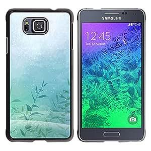 Stuss Case / Funda Carcasa protectora - Vegetation Under The Sea - Samsung ALPHA G850