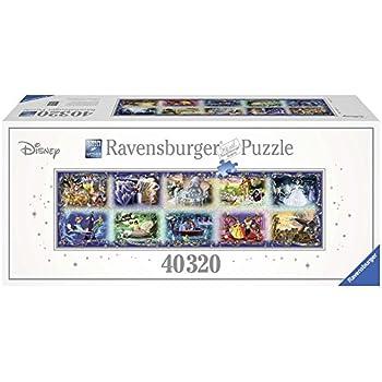 Amazon Com Ravensburger Disney Puzzle 40320 Pieces