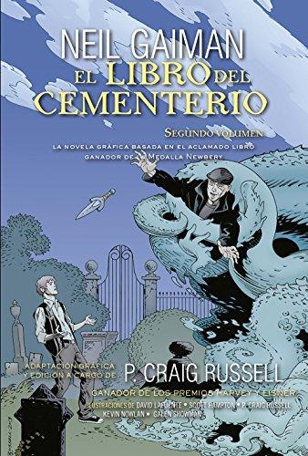 El libro del cementerio (Novela gráfica Vol. II): Adaptación gráfica y edición