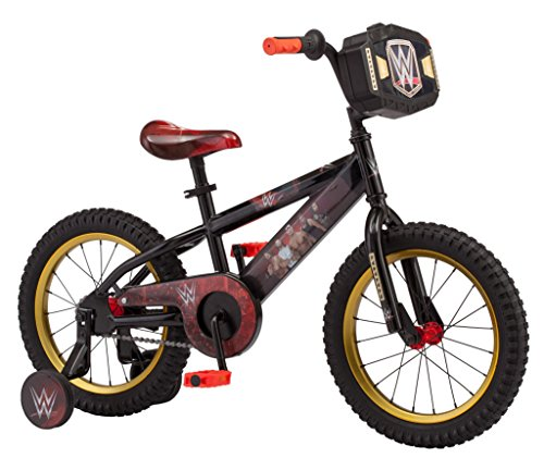 Boys 16 inch Mongoose WWE Sidewalk Bike by Mongoose