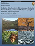 Evaluation of the Sensitivity of Inventory and Monitoring National Parks to Acidification Effects from Atmospheric Sulfur and Nitrogen Deposition: Pacific Island Network (PACN), T. Sullivan and T. McDonnell, 1492705365