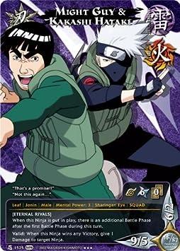 Amazon.com: Might Guy & Kakashi Hatake [Eternal Rivals ...