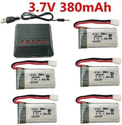 Baterias Para Drone Hubsan X4 H107, Syma X11c, Hs170, E016f