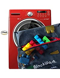 Blockwash Clean and Sanitize Lego, Duplo Mega Bloks or any Plastic Toys (2 Pack) for Healthy Kids Wash Used Legos and Dirty Blocks, Health Board Approved for Daycare Cleaning Supplies BOBEBE Online Baby Store From New York to Miami and Los Angeles