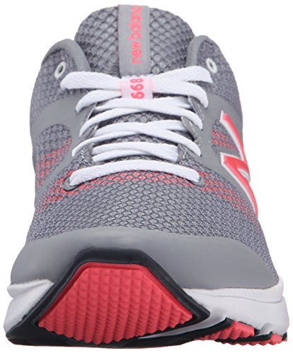 New Balance Dames 668 Trainingsschoen Staal / Guave