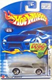 Hot Wheels 2002-026 Saleen S7 First Edition 14 of 42 1:64 Scale