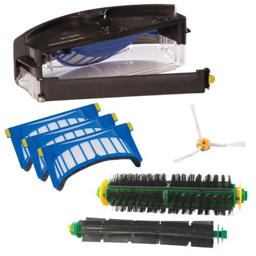 iRobot 21953 AeroVac Upgrade Kit for Roomba 500 Series and 610 Robots Black