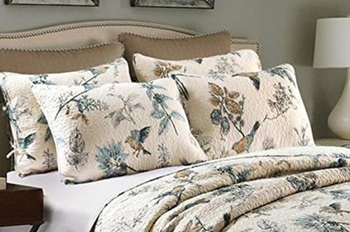 Best Comforter Sets Flying Birds Printing Cotton Quilted
