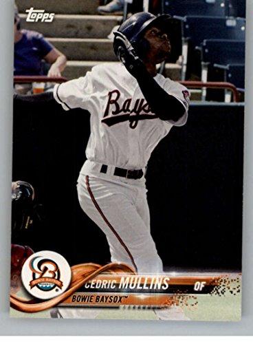 2018 Topps Pro Debut #101 Cedric Mullins