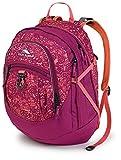 Best High Sierra Backpack For Boys - High Sierra Fat Boy Backpack, Purple Review