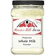 All American Whole Milk Powder 2 LBS, Hormone Free, Gluten Free, Made in USA