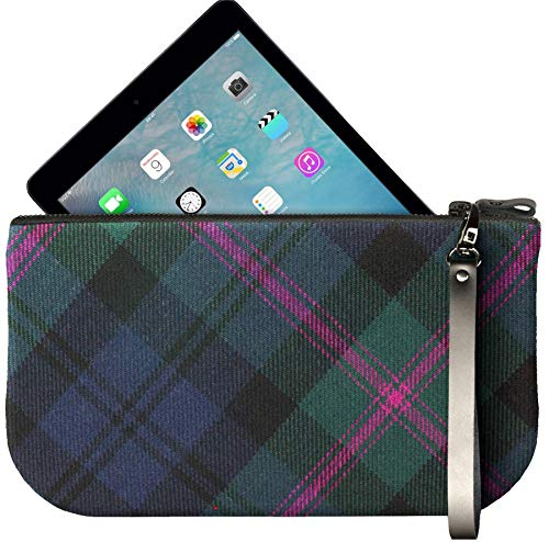 Small Leather Baird Enough Tartan Large To Fit Clutch Bag With Mini Ipad 6UqgwrO6x