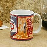MLB Minnesota Twins 11oz. Nostalgic Mug