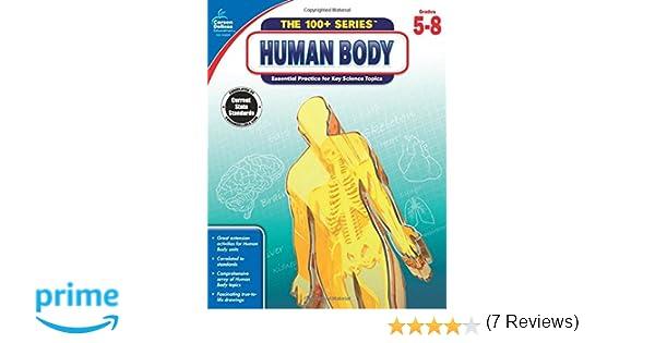 Amazon.com: Human Body (The 100+ Series™) (0044222243708): Carson ...