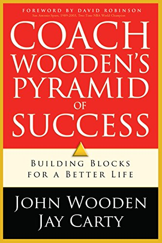 Coach Wooden's Pyramid of Success (Best Basketball Coaches Of All Time)