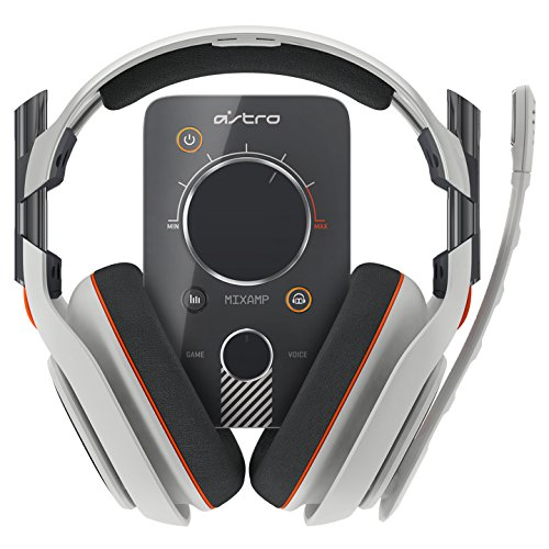 ASTRO Gaming A40 and MixAmp Pro - Light Grey [2014 model]