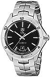 TAG Heuer Men's WAT2010.BA0951 Link Black Dial Watch