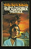 The Macomber Menace, Willo Davis Roberts, 0445044896