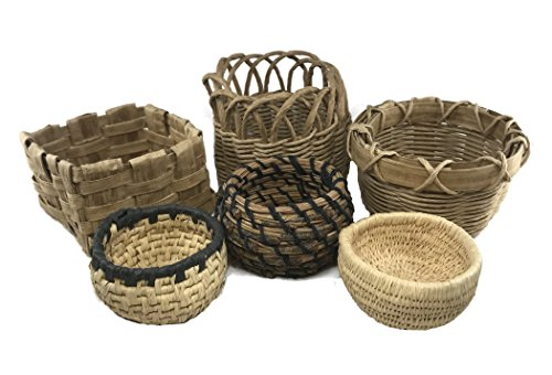Beginner Basket Kit - Complete Set by Traditional Craft Kits