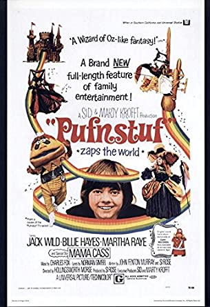 HR PUFNSTUFF 1970 MOVIE POSTER ZAPS WORLD Mama CaSS at Amazons ...