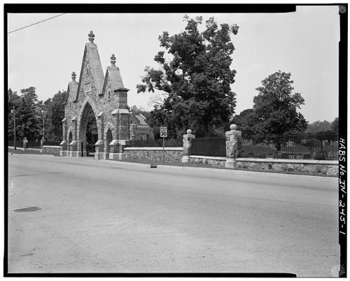 HistoricalFindings Photo: Beech Grove Cemetery,353 Kilgore Avenue,Muncie,Delaware County,Indiana,IN