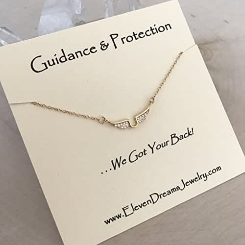 Amazon Com Angel Wing Quot Guidance And Protection We Ve