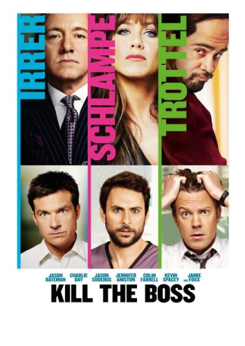 Kill the Boss Film