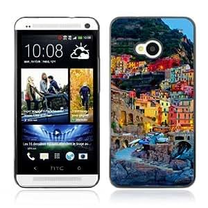 YOYOSHOP [Italian Town] HTC One M7 Case