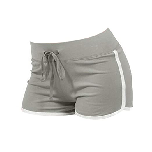 Doitsa - 1 pantalón corto de chándal, algodón, ideal para yoga u ...